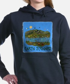 earthsteward0111a.png Hooded Sweatshirt