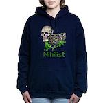 nihilist01.png Hooded Sweatshirt