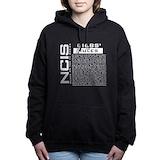 Ncis rules Women's hooded sweatshirt
