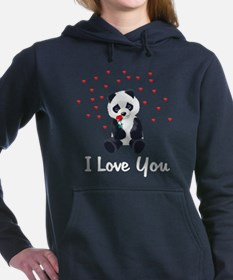 iloveyou02a.png Hooded Sweatshirt