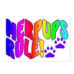 MERPUPS RULE! Postcards (Package of 8)