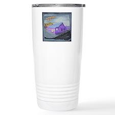 Monster Next Door Travel Mug