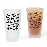 Animals Pint Glasses