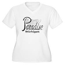 Paradise MI Plus Size T-Shirt