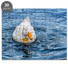 DUCK with Daisy Puzzle