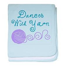 DancesWithYarnDark.png baby blanket