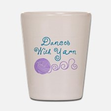 DancesWithYarnDark.png Shot Glass