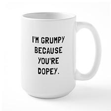 Grumpy Dopey Mugs