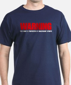 Warning.Png T-Shirt