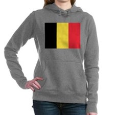 Flag of Belgium Hooded Sweatshirt