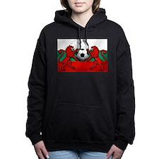 Bulgarian Soccer Flag Hooded Sweatshirt