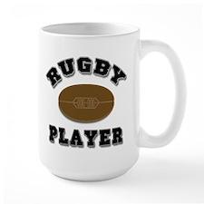 Rugby Player Mug