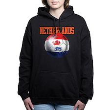 Netherlands Football Hooded Sweatshirt