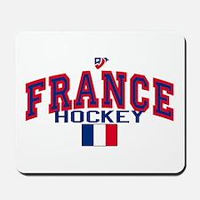 FR France Hockey Mousepad