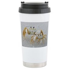 Crabby Stainless Steel Travel Mug