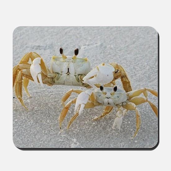 Crabby Mousepad
