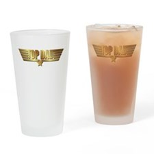 TOP DAD Drinking Glass