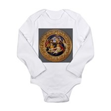 Sandro Botticelli Magnificat Body Suit