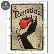 La Tomatina Puzzle