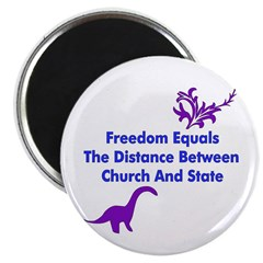 Separation Of Church And State Magnet