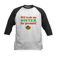 WillTradeSister Baseball Jersey