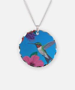 Hummingbird Heaven Necklace