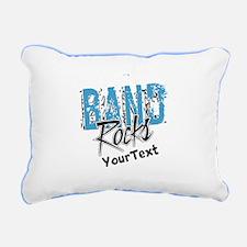 Customize BAND Rocks Rectangular Canvas Pillow