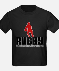 Rugby No Opponents Just Victims T