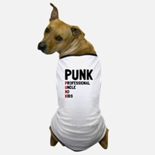 Punk Professional Uncle Dog T-Shirt
