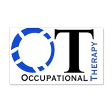 OT Occupational Therapy Wall Decal