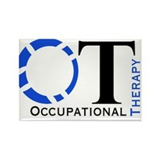 OT Occupational Therapy Magnets