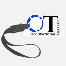 OT Occupational Therapy Luggage Tag