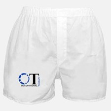 OT Occupational Therapy Boxer Shorts
