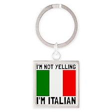 Yelling Italian Keychains