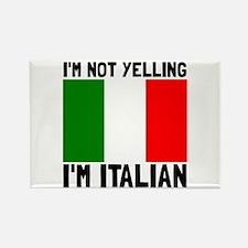 Yelling Italian Magnets