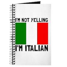 Yelling Italian Journal