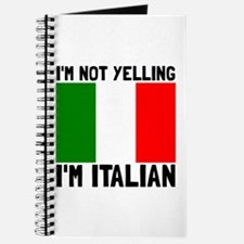 Yelling Italian Journal