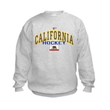 Cali Gold Hockey Sweatshirt