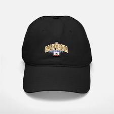 Cali Gold Hockey Baseball Hat