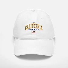 Cali Gold Hockey Baseball Baseball Cap