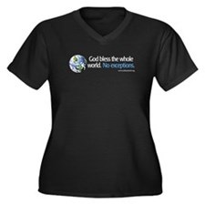 G_Bless_tr Plus Size T-Shirt