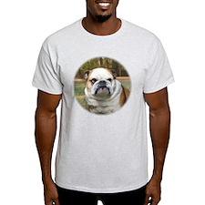 Bulldog Lola Portrait T-Shirt