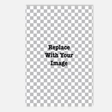 Customizable Postcards (Package of 8)