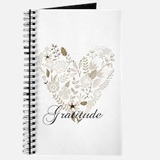 Gratitude Heart Journal