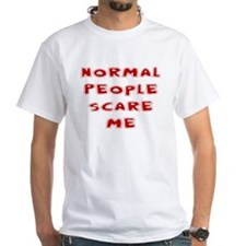 normal people scare me.gif T-Shirt