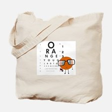 Orange You Glad Tote Bag
