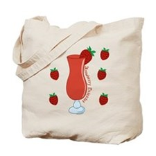 Strawberry Daiquiri Tote Bag
