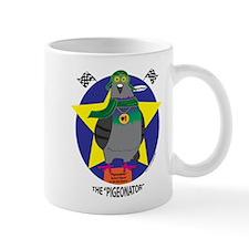 THE PIGEONATOR Mugs