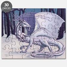 Snow Dragon Puzzle