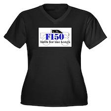 F150 Plus Size T-Shirt